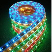 LED flexiable neon light for outdoor lighting with remote RGB controller power supplier