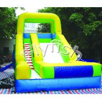 Inflatable Slide Commercial: Commercial Grade Inflatable Water Slides With Certificate