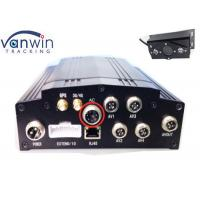 Cheap AHD 720P 3G Mobile DVR 4 Channel CCTV SD Card People Counter For School Bus for sale