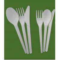 Cheap CPLA cutlery/ compostable cutlery/ TPLA cutlery for sale