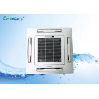 Buy cheap 2.7KW CE Certified Chilled Water Cassette Fan Coil Unit False Ceiling Installation from wholesalers