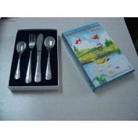Cheap Children Stainless Steel Cutlery for sale