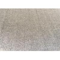 Fall Winter Woven Wool Fabric Double Sided Overcoating 57 / 58inch
