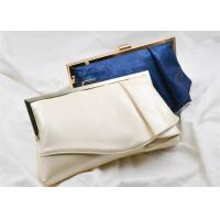 Elegant Party Shiny Satin Clutch Bag , Lady PU Leather Clutch Purse