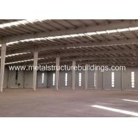 Cheap Recyclable Metal Structure Buildings , Structural Steel Workshop Australian standard for sale