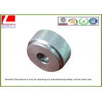 Anodized Aluminium CNC Turning spare parts for printing equipments