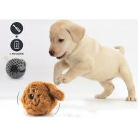 Cheap Durable Battery Operated Dog Toy Randomly Jumping For Entertainment / Exercise for sale
