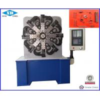 Rotation Core System / Rolling Axis CNC Spring Making Machine For Clips