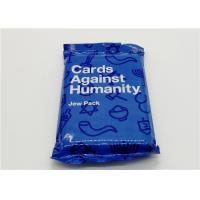 Custom Made Playing Cards Against Humanity Jew Pack With Different Sizes