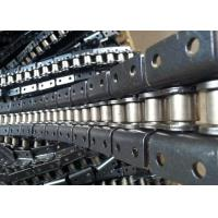 Cheap Stainless Steel Double Pitch Roller Chain Machined With Custom Attachments for sale