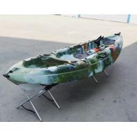 9FT Kayak Fishing Boats , Light Weight Ocean Kayak Fishing Kayaks For One Single Person