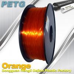 Cheap High Strength PETG Filament  , Transparent 3D Printing Filament  Resistance Acid for sale