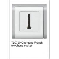 Cheap French Telephone Socket for sale