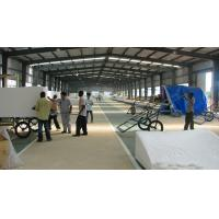 Continuous Polystyrene Sponge Foam Manufacturing Equipment For Mattress / Pillow