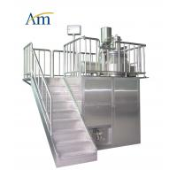 High Shear Wet Granulation Equipments Used In Pharmaceutical Industry Horizontal