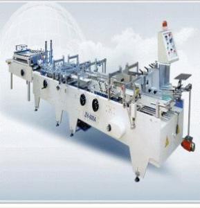 Cheap Zh-800a/880a/1000a Automatic Prefold Folder Gluer for sale