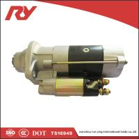 24V Automotive Starter Motor , Auto Spare Parts Mitsubishi Replacement