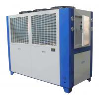 Quality Electronic Industrial Scroll Type Air To Water Chiller / Air Cooled Chiller Unit for sale