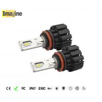 H11 H8 H9 LED Replacement Headlight Bulbs 50w For Toyota Nissan Cars And Motorcycles