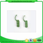 Cheap Flexible Plastic Green Garden Cane Connectors For Fasten Films for sale