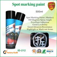 Buy cheap Indoor Outdoor Car Marking Spray Paint Rust For Wood Furniture , Flexible from wholesalers