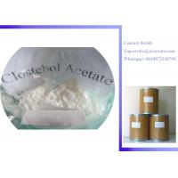 Cheap Raw Steroid Powders 4-Chlorotestosterone Acetate Clostebol Acetate Turinabol CAS:855-19-6 for sale