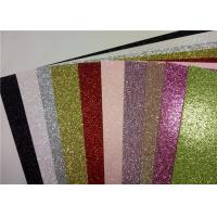 Multi Color Glitter Card Stock Paper , 300gsm Or 200gsm A4 Glitter Card