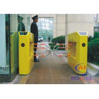 Cheap Office building Access Control Turnstile Gate , Intelligent turnstile security systems for sale