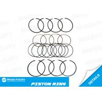 2.0L F4R DOHC 16V L4 Steel Piston Rings Replacement  , Industrial Piston Rings E4909