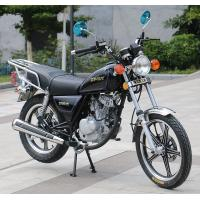 125cc Chopper Motorcycle With Zongshen Engine / Classic Style 90km/H