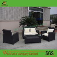 Cheap Supply High Quality Living Room Sofa, Rattan Sectional Sofa, Rattan Wicker Sofa for sale