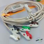 Cheap Kontron 7251 patient mintor 5lead ECG cable ,12pins for sale