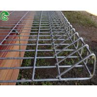 Hot dipped galvanized 8ft wire mesh korea brc fence wholesale for