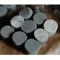 """Cheap Ring Type Stainless Steel Filter Screen 2'' - 8"""" Width Roll With Smooth Surface for sale"""
