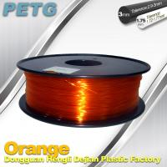 Cheap RepRap , UP 3D Printer PETG 1.75 or 3mm filament Acid and Alkali Resistance for sale