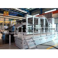 Customized Size Non Woven Spunlace Fabric Making Machine For Sanitary Material