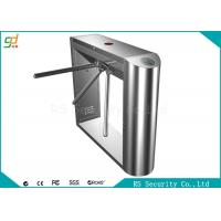 Cheap Security Waist Height Turnstiles Automatic Tripod Turnstile RFID Gate for sale