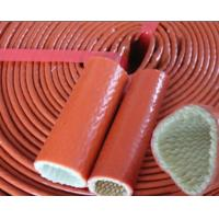 Cheap Busbar insulation sleeve/pvc pipe insulation fiberglass sleeving for sale
