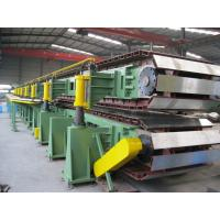 Cheap Automatic PU Sandwich Panel Production Line , Polyurethane Sandwich Panel Making Line for sale