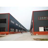 Cheap Precision Prefabricated Steel Structure for sale