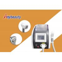 Cheap 1064nm And 532nm ND Yag Laser Machine Tattoo Removal Equipment 1000MJ for sale