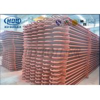 Cheap ASME Standard Hot Water Boiler Stack Economizer Economiser Tubes Anti Corrosion for sale