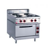 Stainless Steel Kitchen Commercial Baking Ovens , Industrial Bakery ...