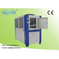 Quality Package Type Air Cooled Industrial Water Cooling Systems With High Efficient Compressor for sale