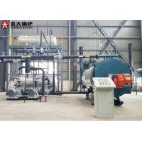 Cheap Horizontal Thermal Oil Heater Boiler For Hot Oil Heating System Working for sale
