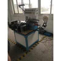 CE Hot Cutting Label Cut And Fold Machine 1300L*1100W*1500Hmm