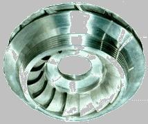 Cheap Kaplan turbine runner for sale