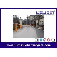 Cheap safety fencing remote control  stinless barrier gates , parking barreir, traffic barrier, parjking system for sale