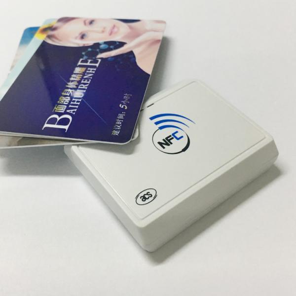 ACR1311 Bluetooth RFID &NFC Card Reader Writer Support
