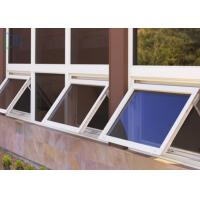 Cheap Size Customized Aluminum Awning Windows , Awning Style Windows With Screen for sale